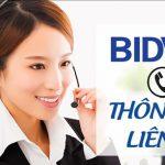 Hotline BIDV