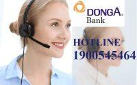 Hotline DongA Bank