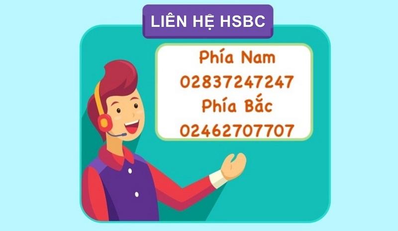 Tổng đài HSBC toàn quốc