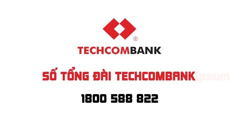 Số tổng đài Techcombank