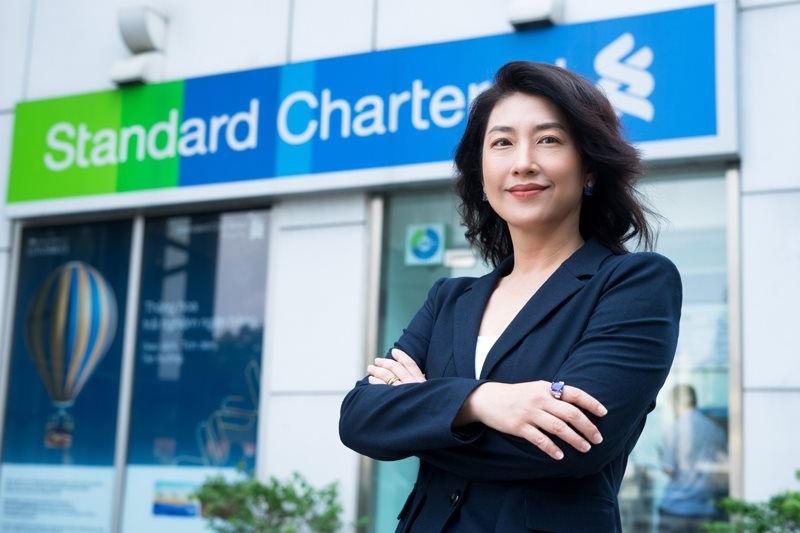 Giờ làm việc ngân hàng Standard Chartered